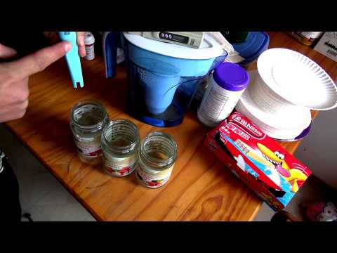 Zero Water Filter Pitcher Review   +  Zero V.S. PUR ---- Pur = BAD!