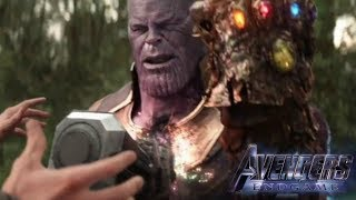 Avengers Endgame Theory - Thanos CAN'T Remove The Infinity Gauntlet