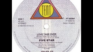 5 STAR - Love Take Over [HQ]