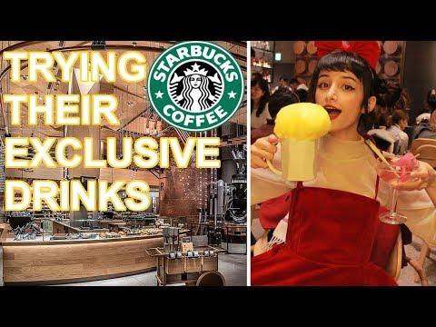 Visiting The World's Biggest Starbucks    Tokyo, Japan