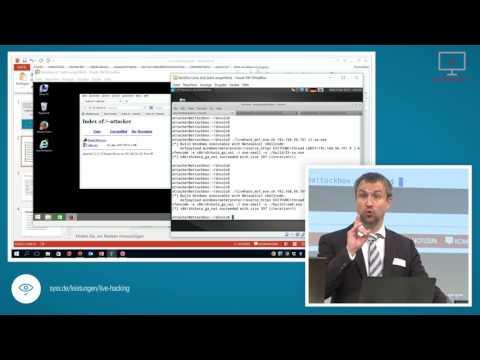 Live-Hacking mit der SySS GmbH