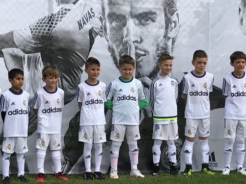 Real Madrid Soccer Camp ends in DISASTER! 😢 Fundacion Real Madrid Clinic | FRMC