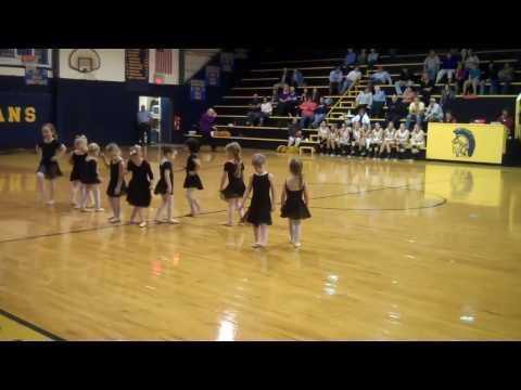 Fullington Academy Halftime Dancing