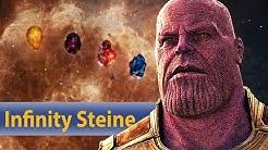 Wo sind die Infinity Steine? | Alle Infos zu Avengers 3