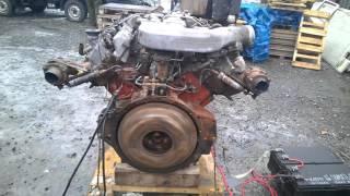 Запуск двигателя F17E Hino с замерами давления масла(Автобус/Легковой/Грузовик/ Hyundai: Grace - D4BF D4BA D4BX.С электронным ТНВД, с механическим ТНВД. Starex - D4BH D4BB D4BF D4CD 145..., 2016-02-13T00:53:44.000Z)
