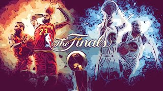 "Nba finals 2017 mix- "" hammer time"""