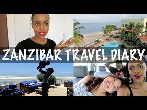 ZANZIBAR TRAVEL DIARY | THIS IS ESS