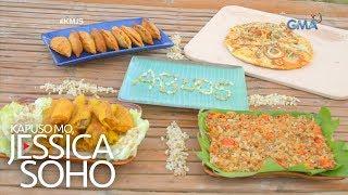 Kapuso Mo, Jessica Soho: Walastik na sarap ng hantik!
