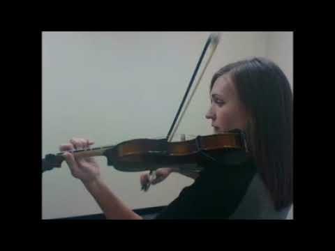 Symphony in G Major Violin