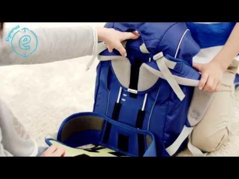 ergobag prime - The Star Backpack for Primary School