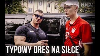 TYPOWY DRES - SIŁOWNIA POD FAME MMA - BIG MAJK