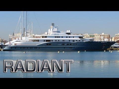 Megayacht Radiant 2013 [HD]