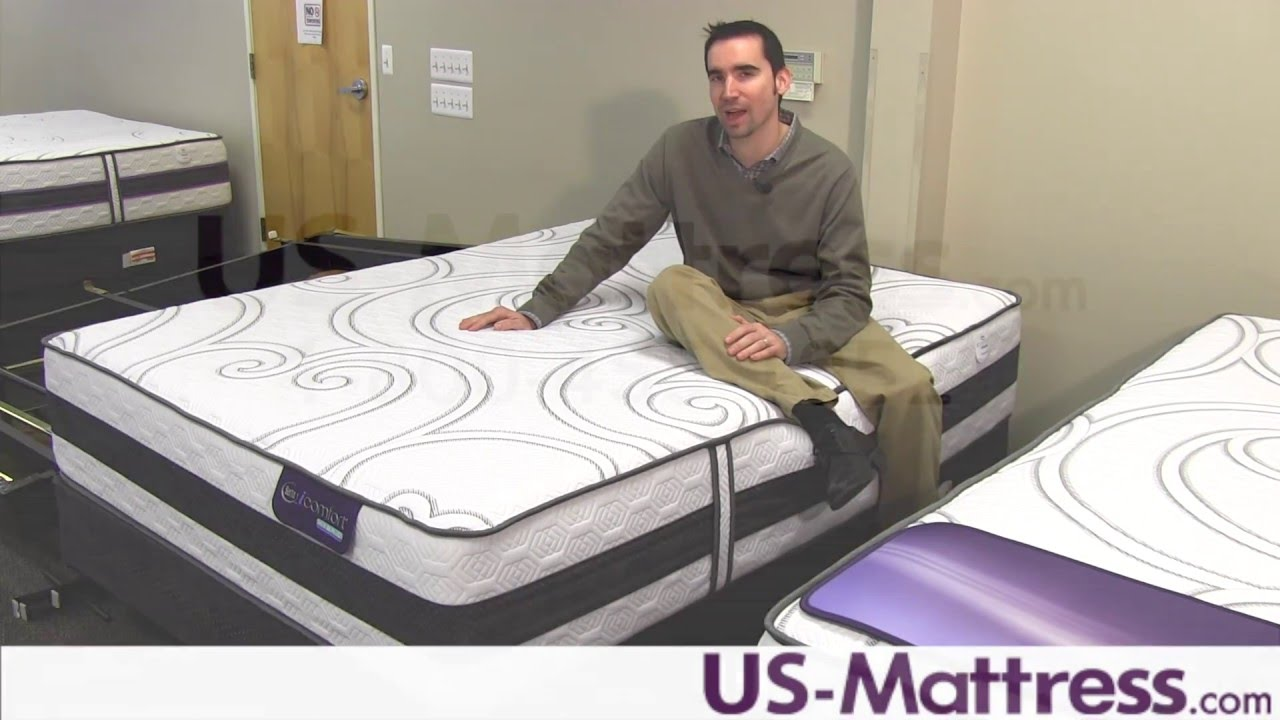 serta icomfort hybrid visionaire ultra plush mattress expert review - Serta Icomfort Reviews