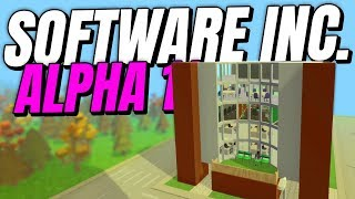Building Our NEW Office! | Software Inc: Alpha 11 (Part 7)