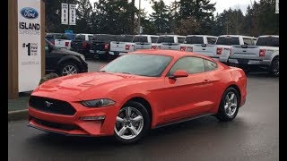 2018 Ford Mustang EcoBoost Review| Island Ford