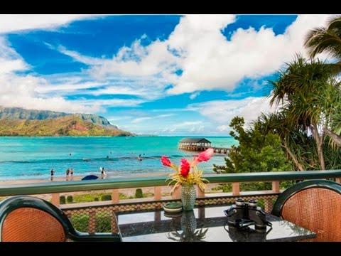 Hanalei Bay Beachfront - Kauai, Hawaii - Kauai Real Estate