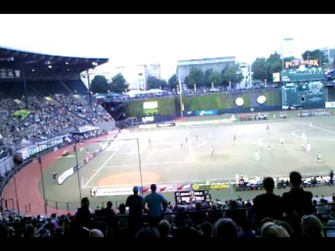 Portland timbers vs Miami FC Blues 7.10.10