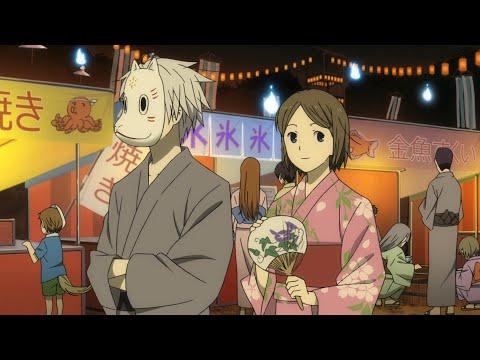Hotarubi No Mori E「AMV」-「 Be With You」