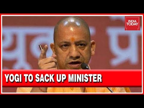 Yogi Adityanath To Sack Om Prakash Rajbhar, Believed To Have Helped Mahagathbandhan