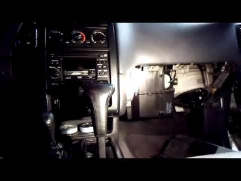 1998 Nissan Pathfinder Blower Motor repair (Fan Control