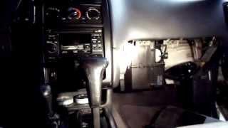1998 Nissan Pathfinder Blower Motor repair (Fan Control Amp)