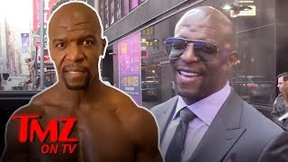 Terry Crews Wants To Host The Oscars | TMZ TV