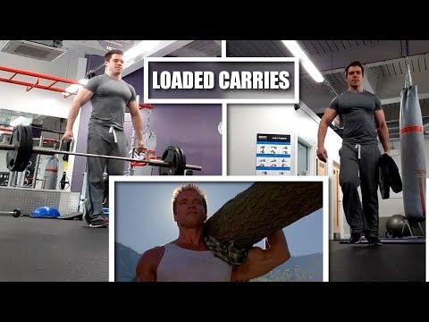 Loaded Carries The Most Functional Exercise?