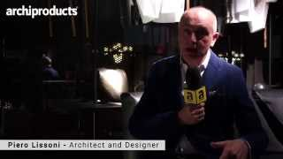 PORRO | Piero Lissoni | Archiproducts Design Selection - Salone del Mobile Milano 2015