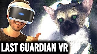 THE LAST GUARDIAN VR, L'INCROYABLE DÉMO PLAYSTATION VR