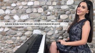 Aram Khachaturian - Masquerade Suite Waltz (piano)