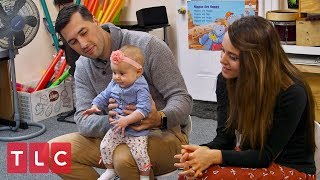 Jeremy and Jinger Take Baby Felicity to a Music Class | Counting On