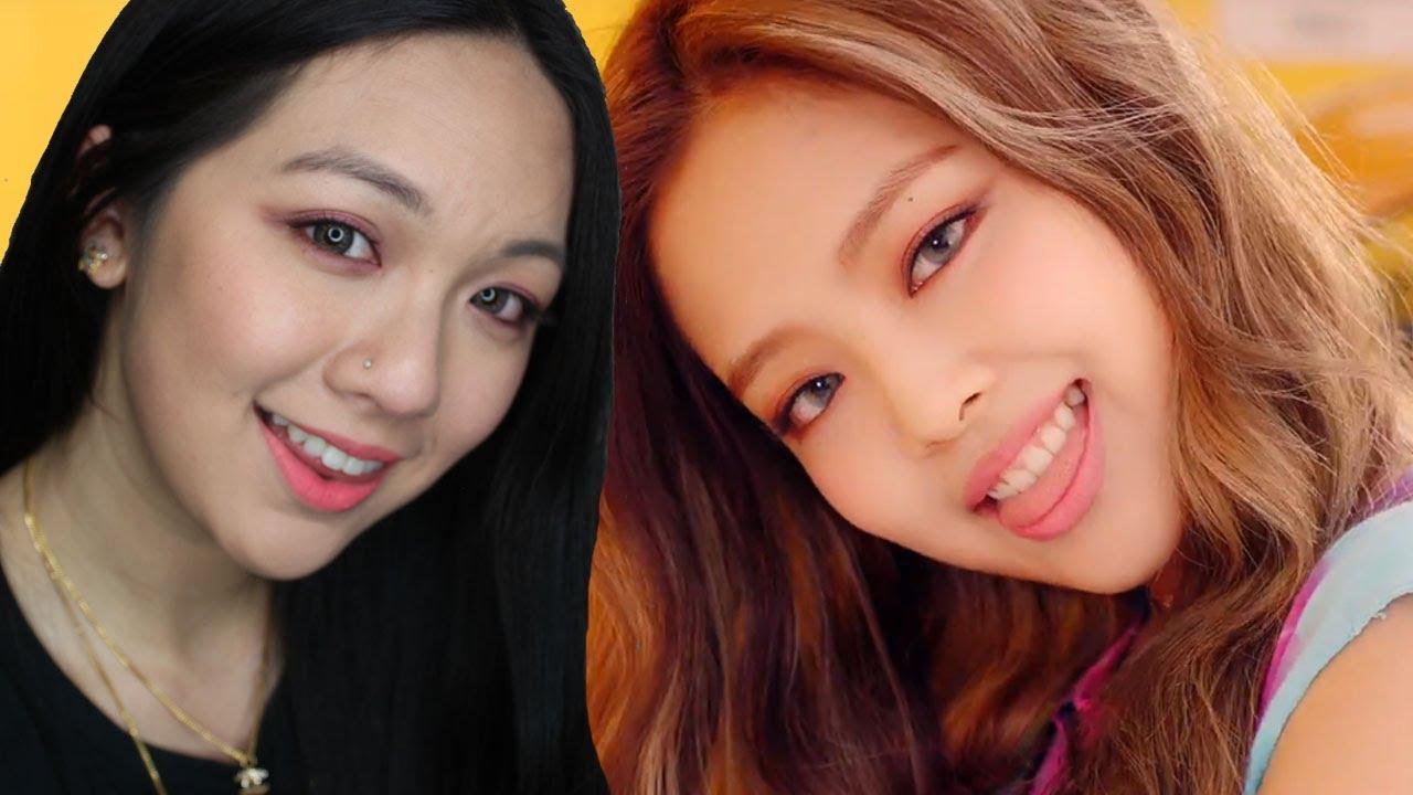 Jennie Kim (제니김) BLACKPINK - '마지막처럼 (AS IF IT'S YOUR LAST