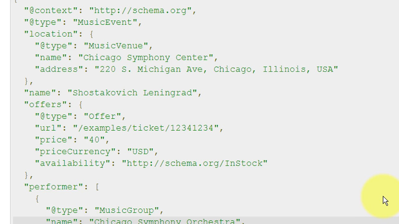 WebFlow - Adding Structured Data (JSON+LD) to your Website