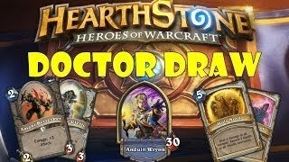 Baraja Doctor Draw | Hearth Stone