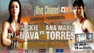 RESUMEN ANA TORRES VS JACKIE NAVA