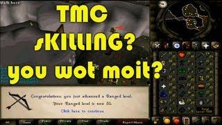 TasteMyCombo - Runescape 2007 Progress Video 1 - Getting there!