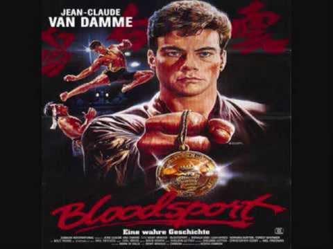 Bloodsport  training intro soundtrack