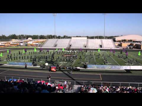 "2015 Mt Pleasant High School Band: ""Enchanted Darkness"""