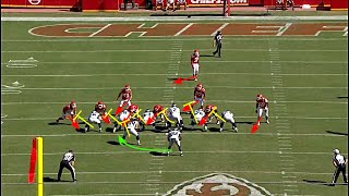 Christine Michael looked good in first quarter versus Chiefs (NFL Breakdowns Ep 20)
