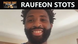 Raufeon Stots Talks LFA 48 Main Event Fight, Fatherhood & Potential UFC Jump