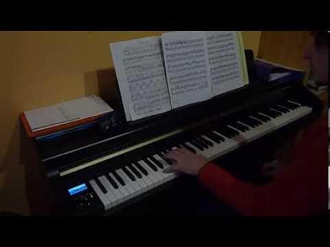 Don't Starve Theme Piano Arrangement