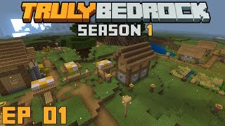 Truly Bedrock S1 E1 Layout for TB season 1 and Raided again