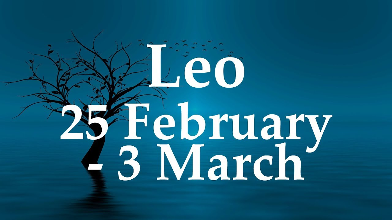 Leo Health & Wellness Horoscope