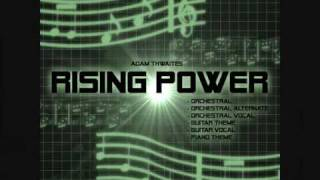 Rising Power - Royalty Free MP3 Instrumental Background Music for Commercial Use