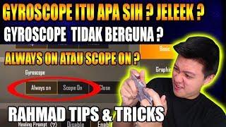 Download Video GYROSCOPE TIDAK BERGUNA ? TIPS & TRICK RAHMAD - PUBG MOBILE MP3 3GP MP4