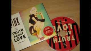 Baixar Are We All We Are - Pink (Truth About Love)