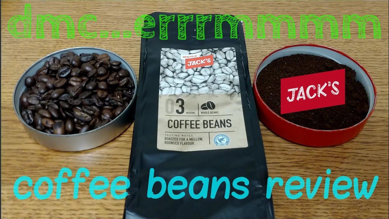 Jacks Bargain Tesco Coffee Beans Review