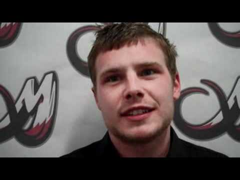 Mar. 3 Colorado at Buffalo: Derek Hopcroft Interview