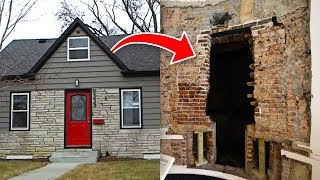 5-Days After Moving Into Dream Home, Couple Discovers Lies Hidden Behind The Walls