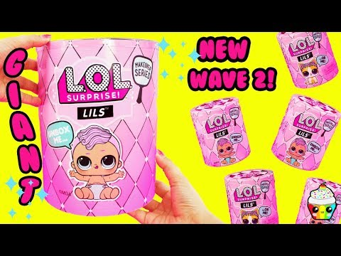 giant-canister-of-lol-lils-wave-2-new-lil-brothers,-lil-sisters,-lil-pets